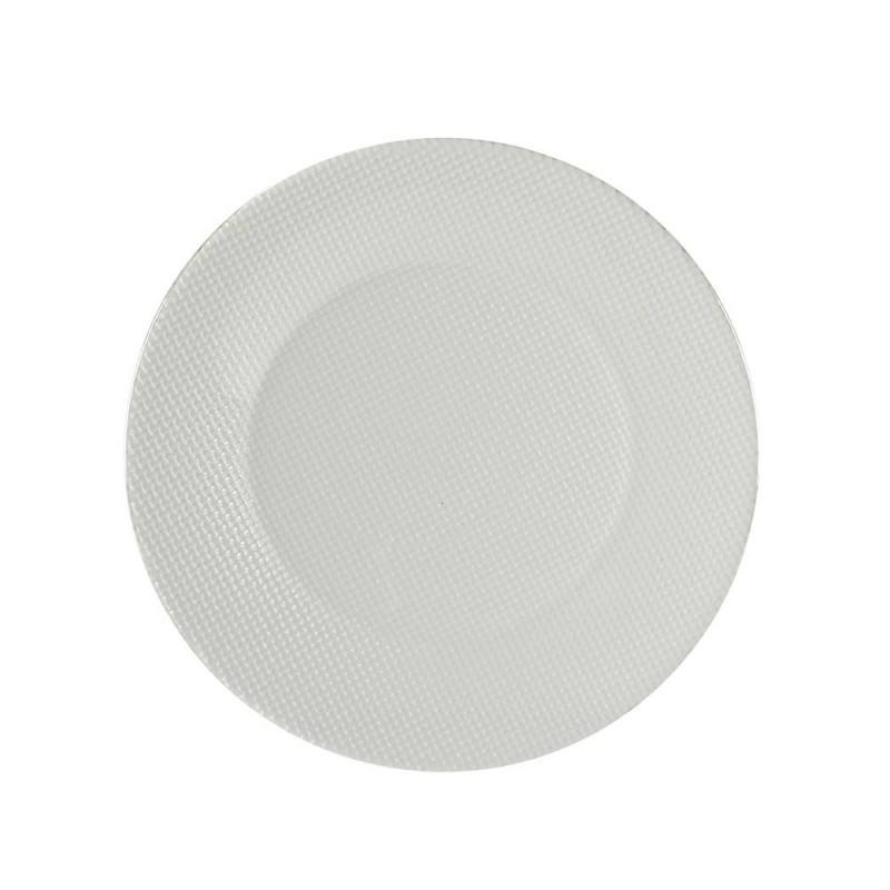 Classic White Luncheon Plate