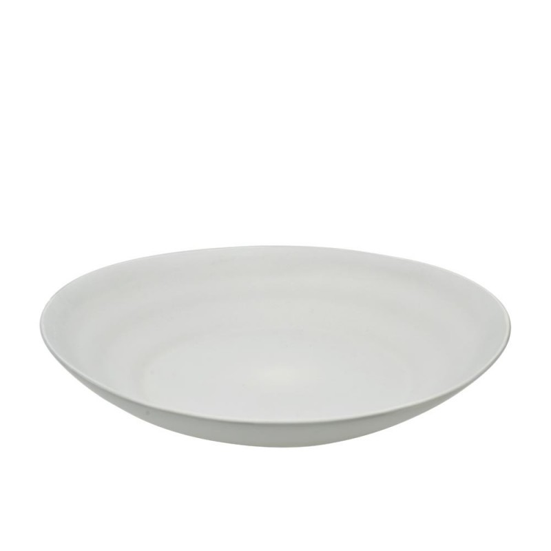 Classic White Oval Platter