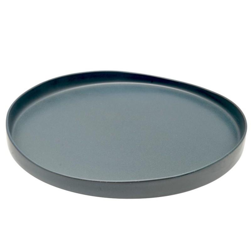 """Classic White Rim Soup 12"""""""