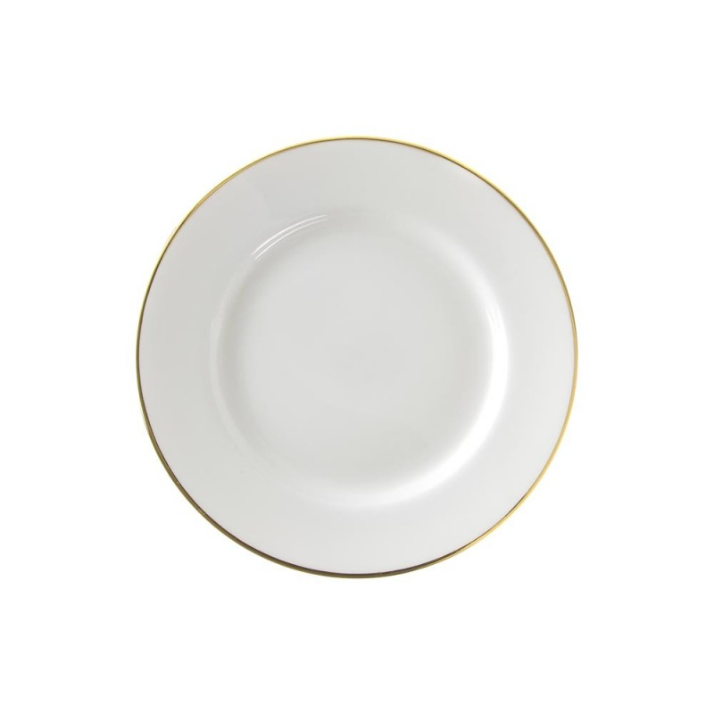 Lotus Silver Line Bread & Butter Plate