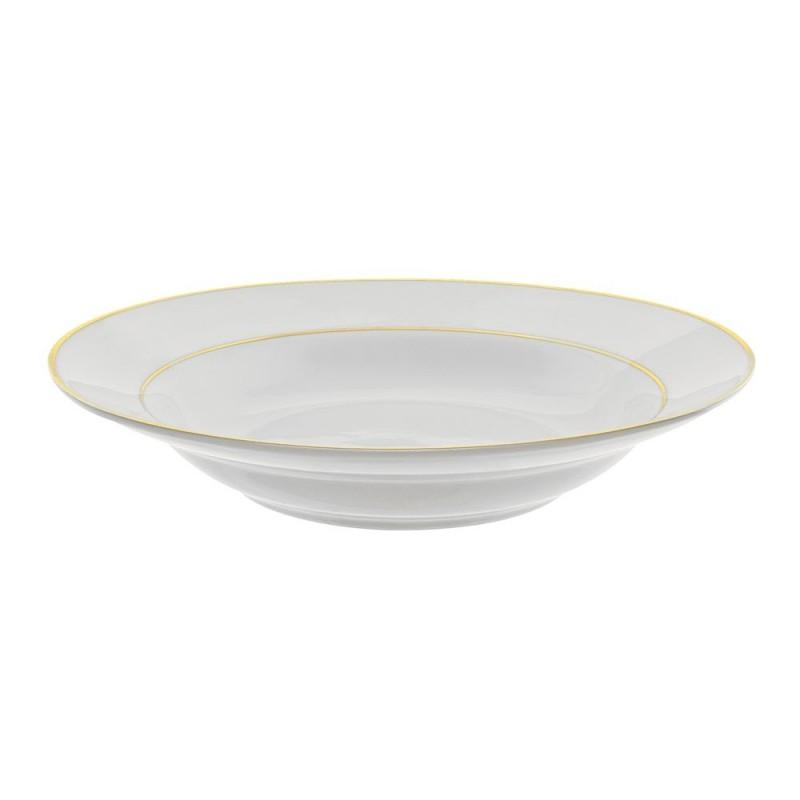 Luxor Platinum Salad/Dessert Plate