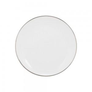 Nouve Square Dinner Plate