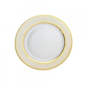 Paradise Platinum Dinner Plate