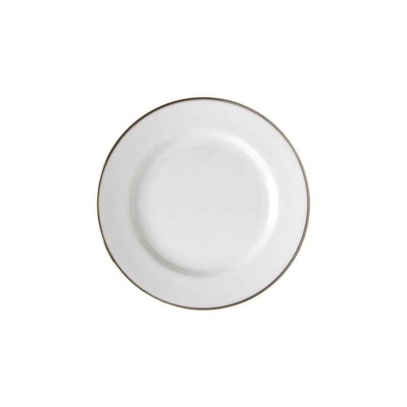 Royal Coupe White Dinner Plate