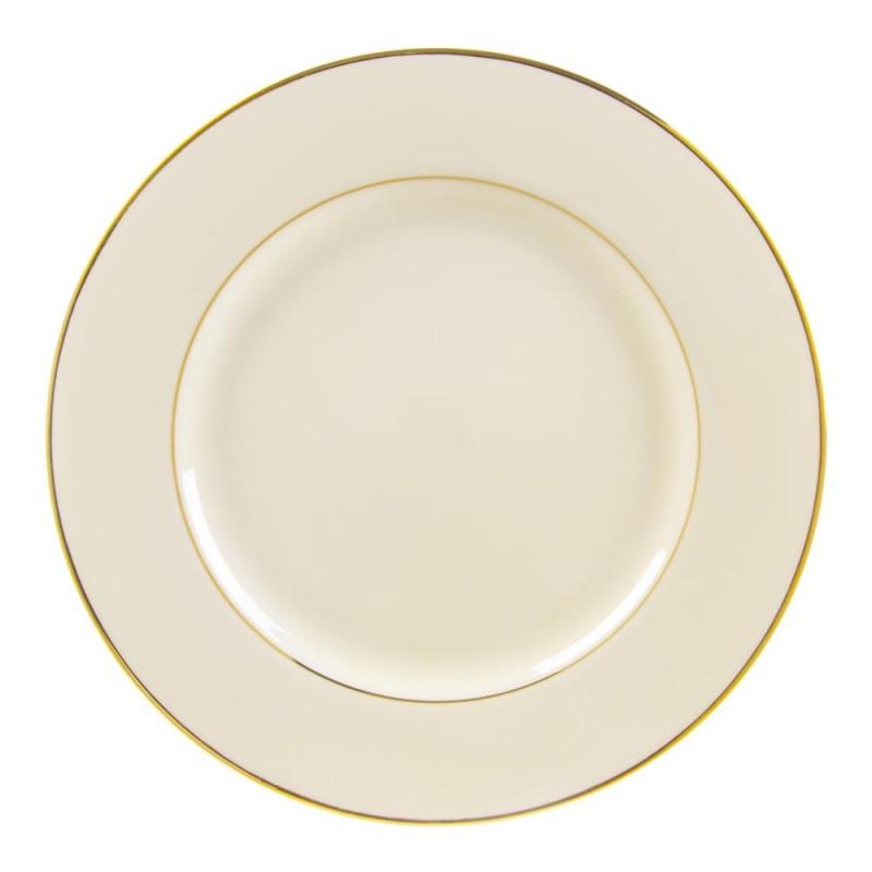 Sahara Black Dinner Plate