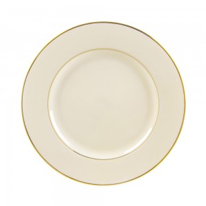 Sahara Black Charger Plate