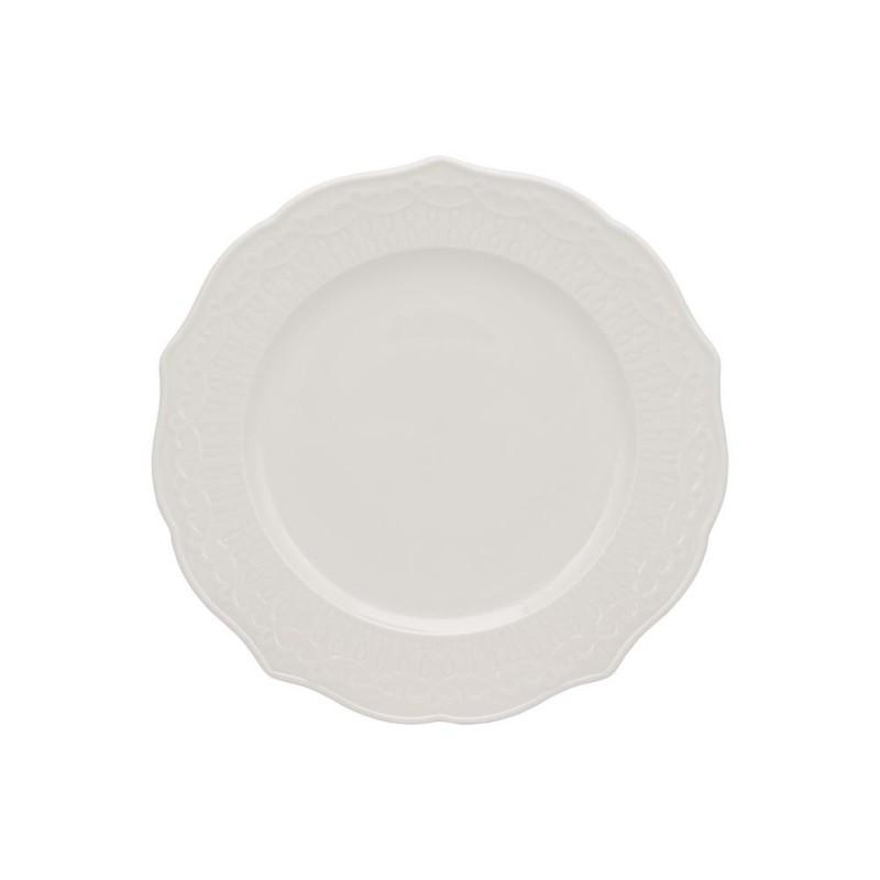 Silver Line Salad/Dessert Plate