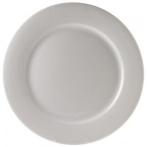 Vanessa Platinum Rim Soup