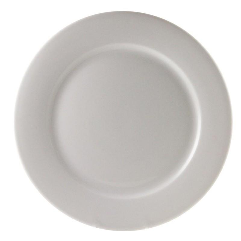 Vanessa Gold Salad/Dessert Plate