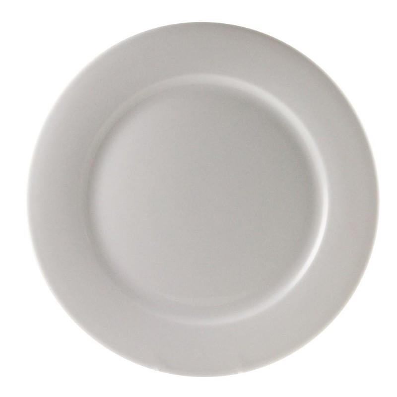 Vanessa Platinum Salad/Dessert Plate
