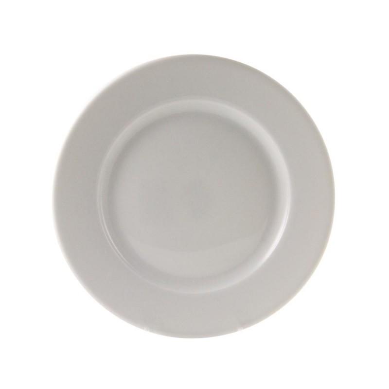 Vanessa Platinum Bread & Butter Plate