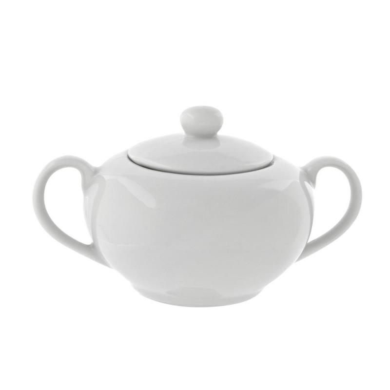 Z-Ware White Porcelain Bread & Butter Plate