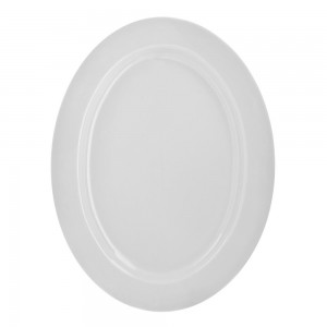 Z-Ware White Porcelain Can Cup/Saucer