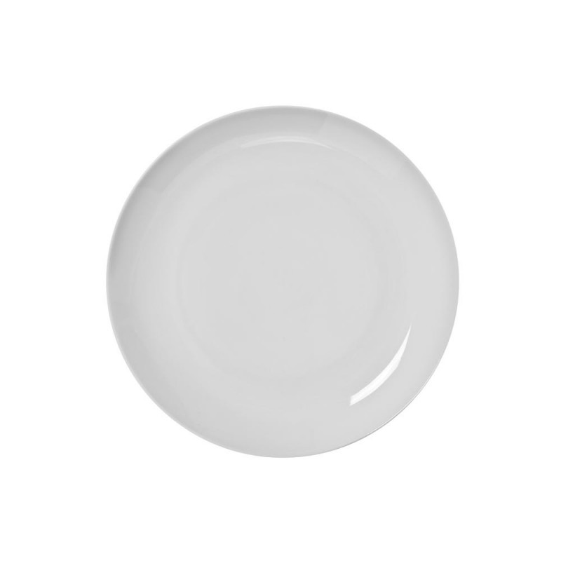 Belmont Clear Dinner Plate