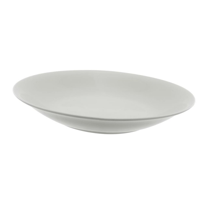 Whittier Coupe Slant Bowl 10""