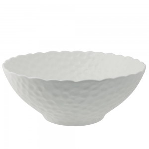 Whittier Fruit Bowl W/Cut Outs 10""