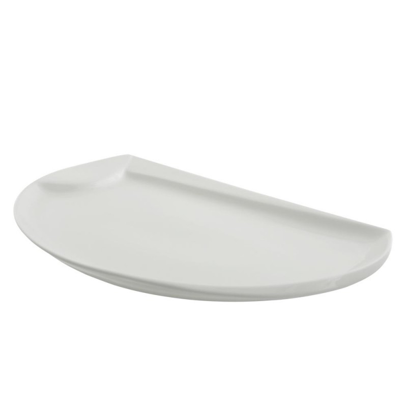 Whittier Rectangular Platter 17""