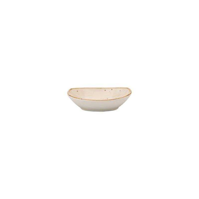 Gold Double Line Rim Soup