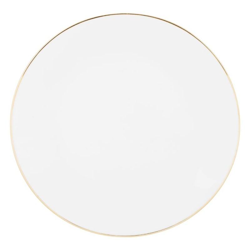 Jester Round Flare Plate