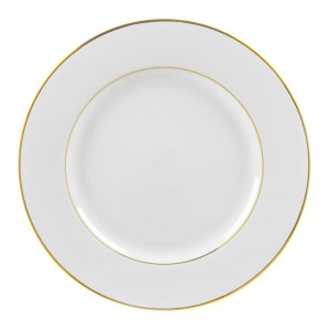 Luxor Gold Luncheon Plate