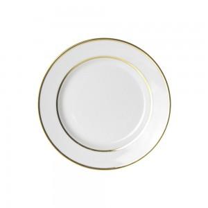 Luxor Platinum Rim Soup
