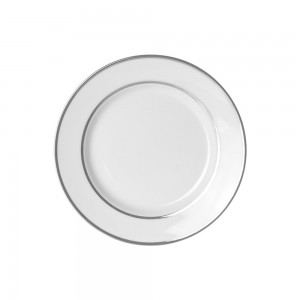 Royal Oval White Bread & Butter Plate