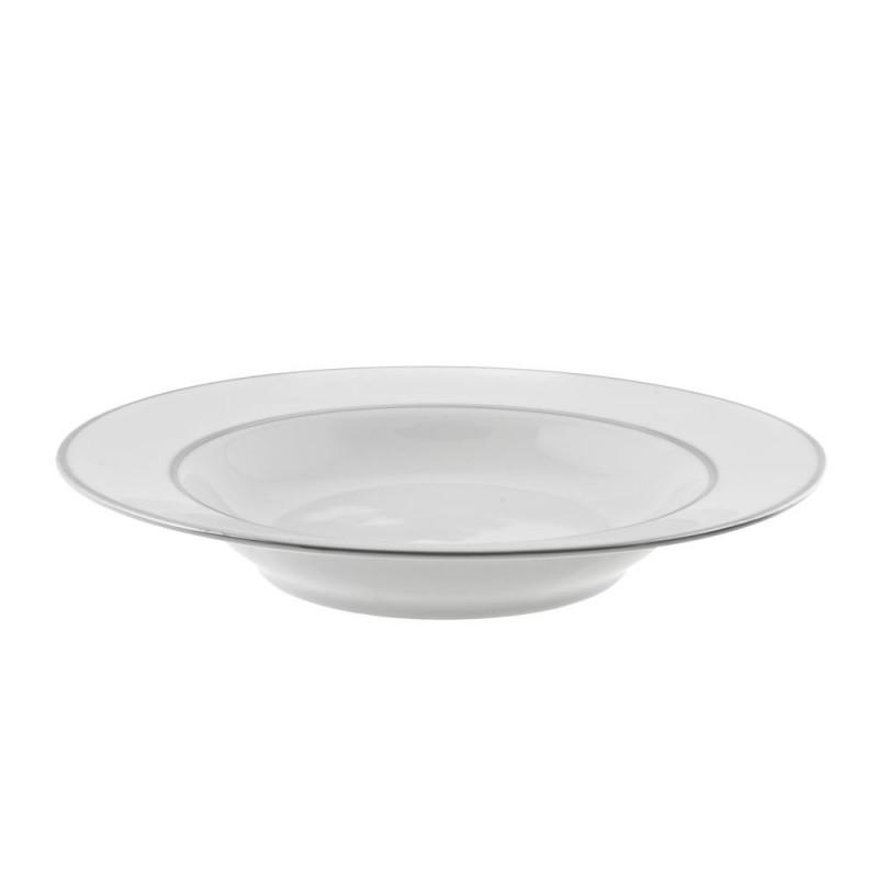 Royal Oval White Salad/Dessert Plate