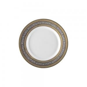 Royal White Salad/Dessert Plate