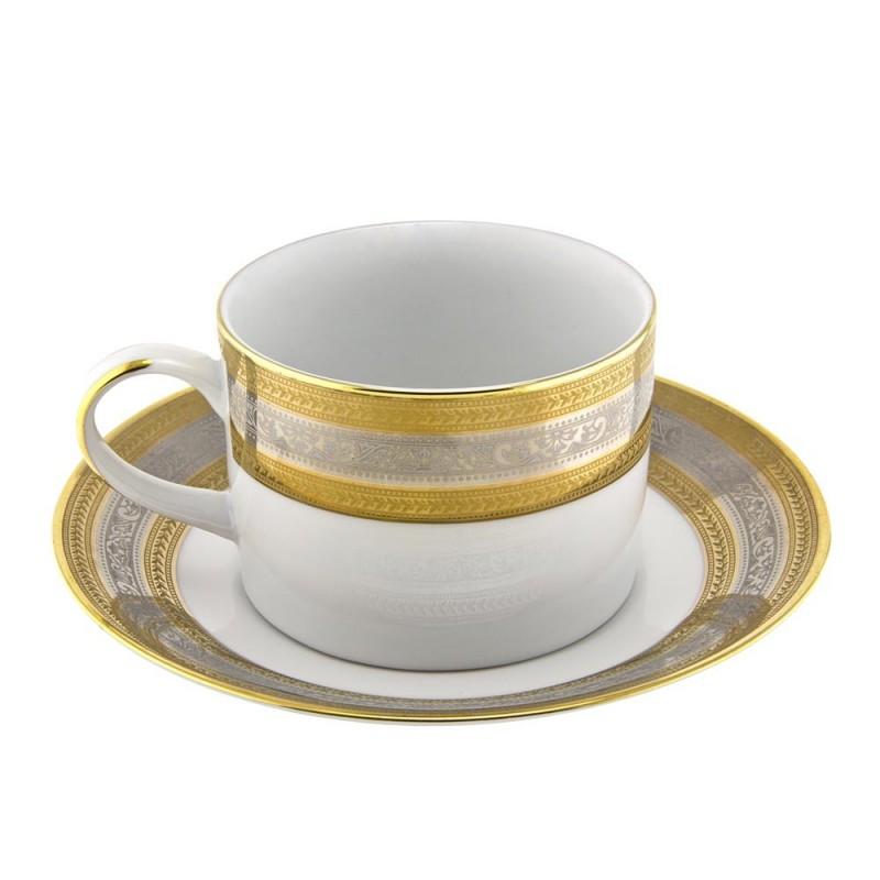 Royal White Pasta Bowl