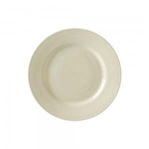 Silver Double Line Luncheon Plate
