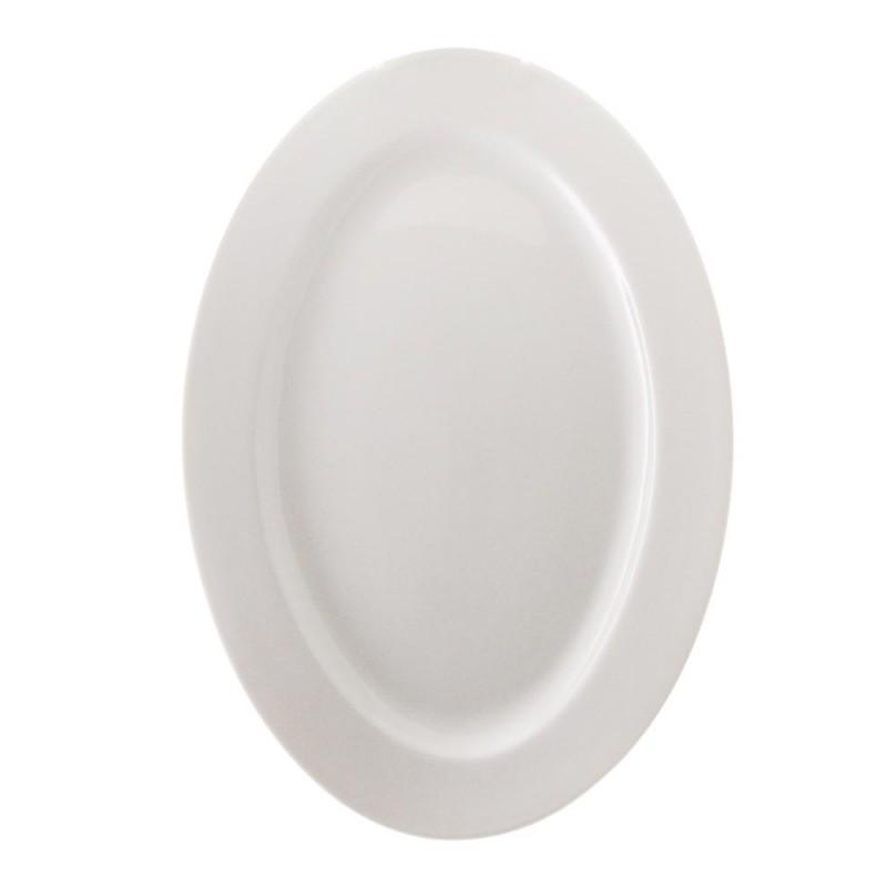 Vine Silver Line Rim Soup