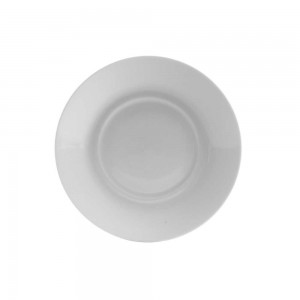 Lacquer Round Silver Charger Plate