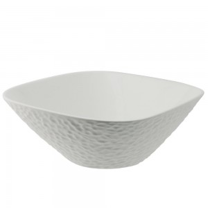 """Whittier Faceted Bowl 14"""""""