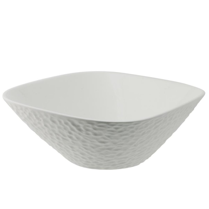 Whittier Faceted Bowl 14""