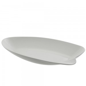 "Whittier Rectangle Platter W/ Handles 12"""