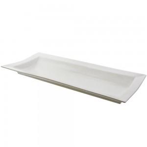 """Whittier Rectangle Handled Platter 16"""""""